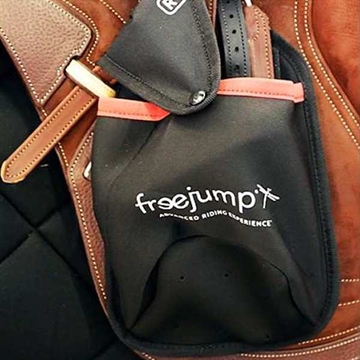Freejump Stigbøjlepose